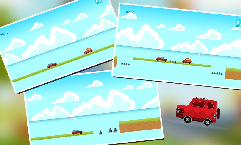 Car Racing: Ocean Rush Screenshot 4