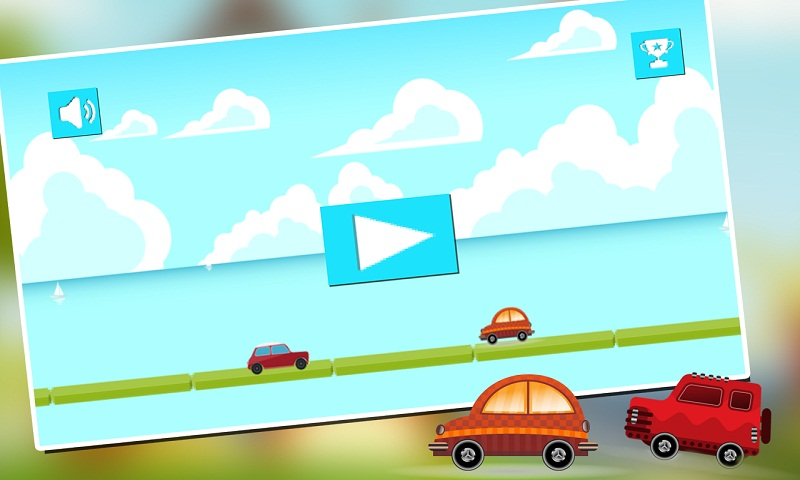 Car Racing: Ocean Rush Screenshot 6