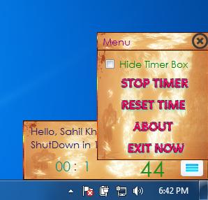 Power Control Timer 1.0 Screenshot 4