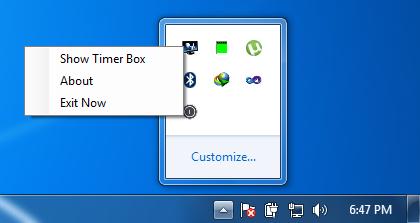 Power Control Timer 1.0 Screenshot 5