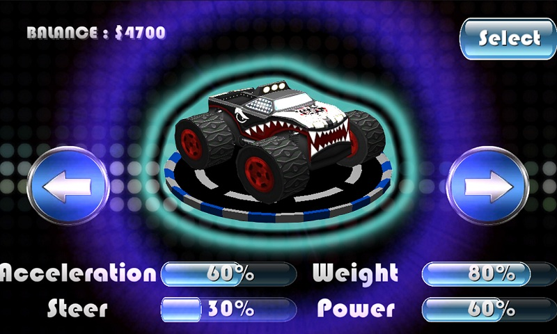 Face The Racers : Street Racing Screenshot