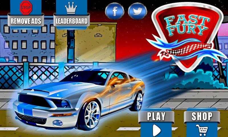 Face The Racers : Street Racing Screenshot 2