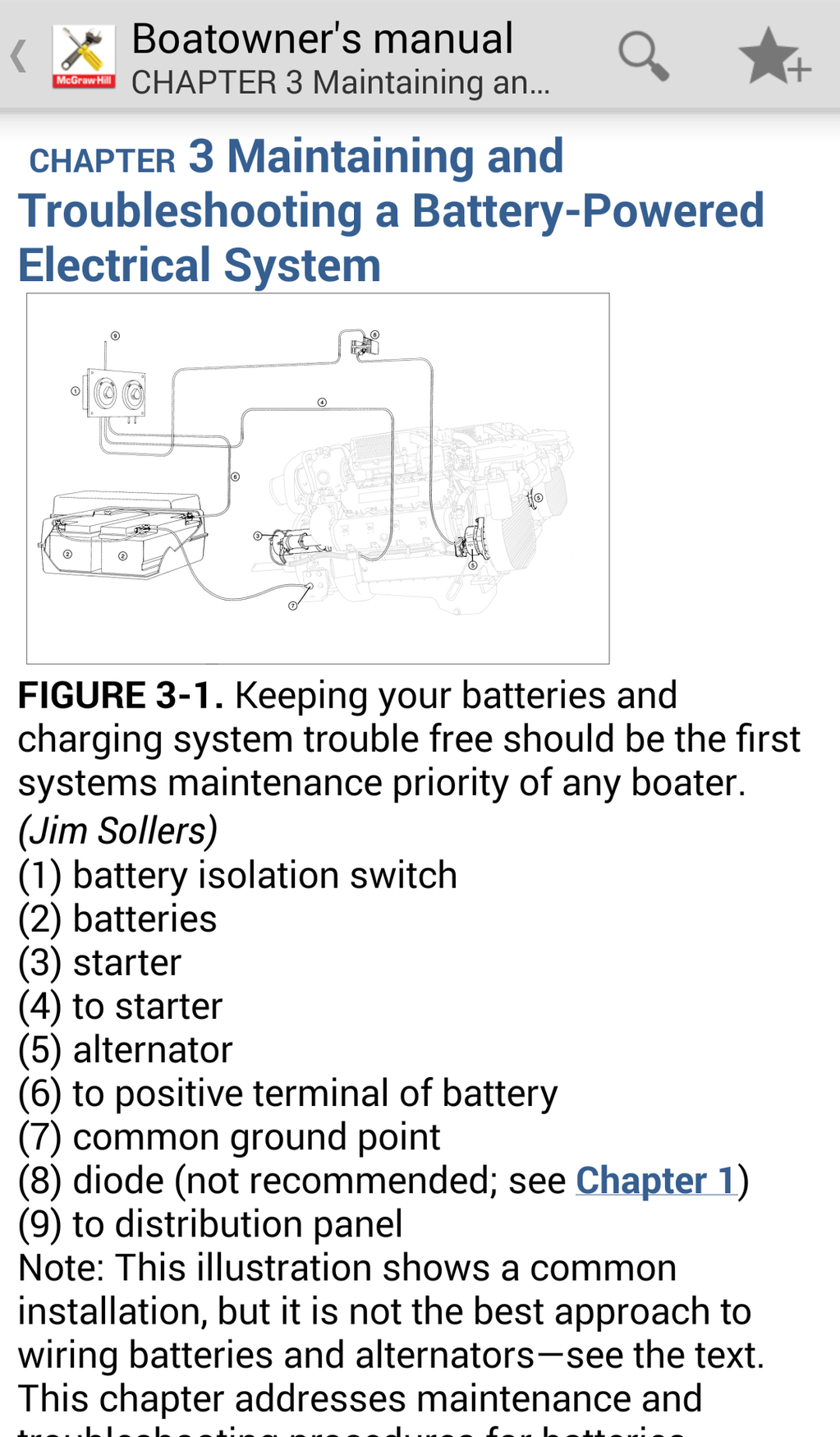 Boatowner's Mechanical and Electrical Manual Screenshot 2