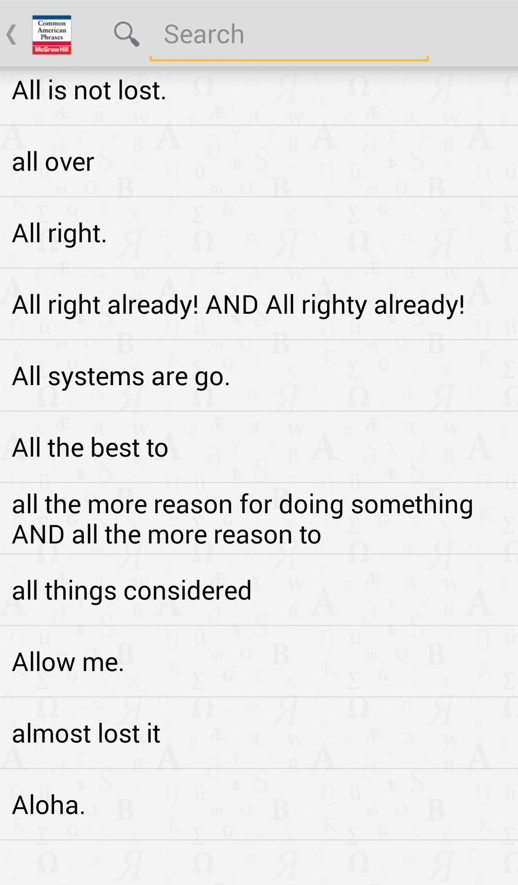 Common American Phrases in Everyday Contexts Screenshot 3