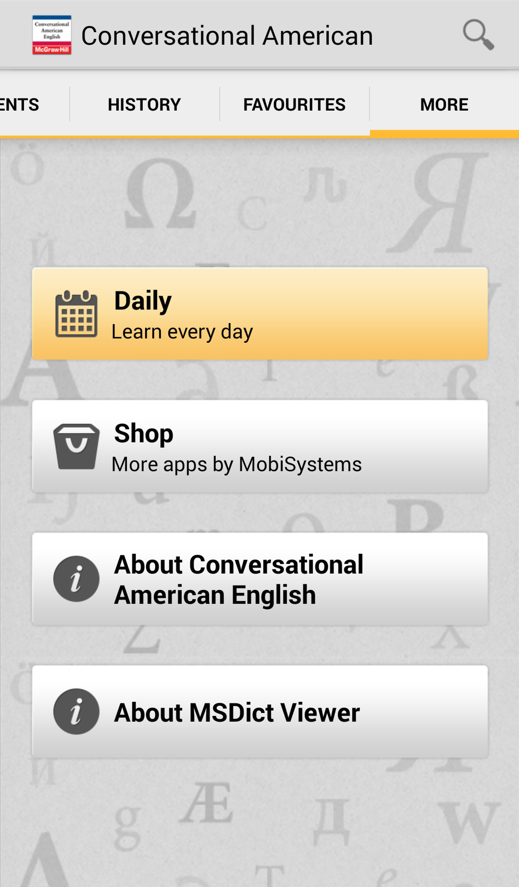 Conversational American English Screenshot 5