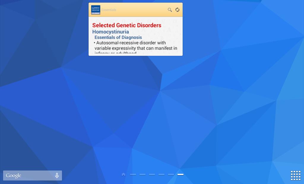Current Essentials of Medicine Screenshot 10
