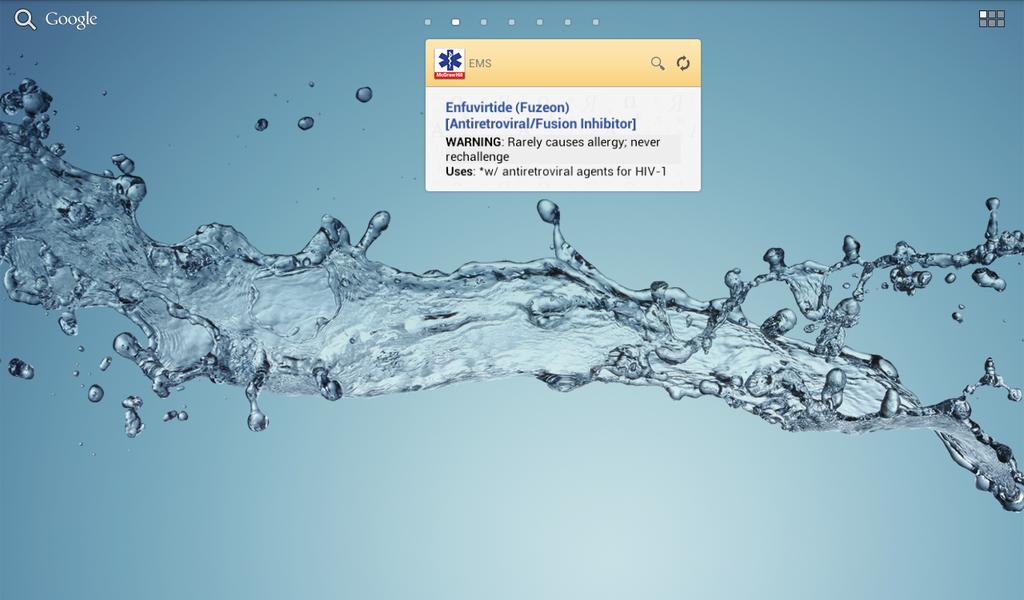 EMS Pocket Drug Guide Screenshot 10