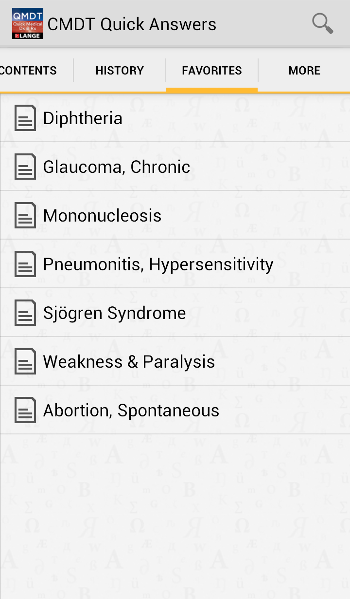 Quick Medical Diagnosis & Treatment Screenshot 2
