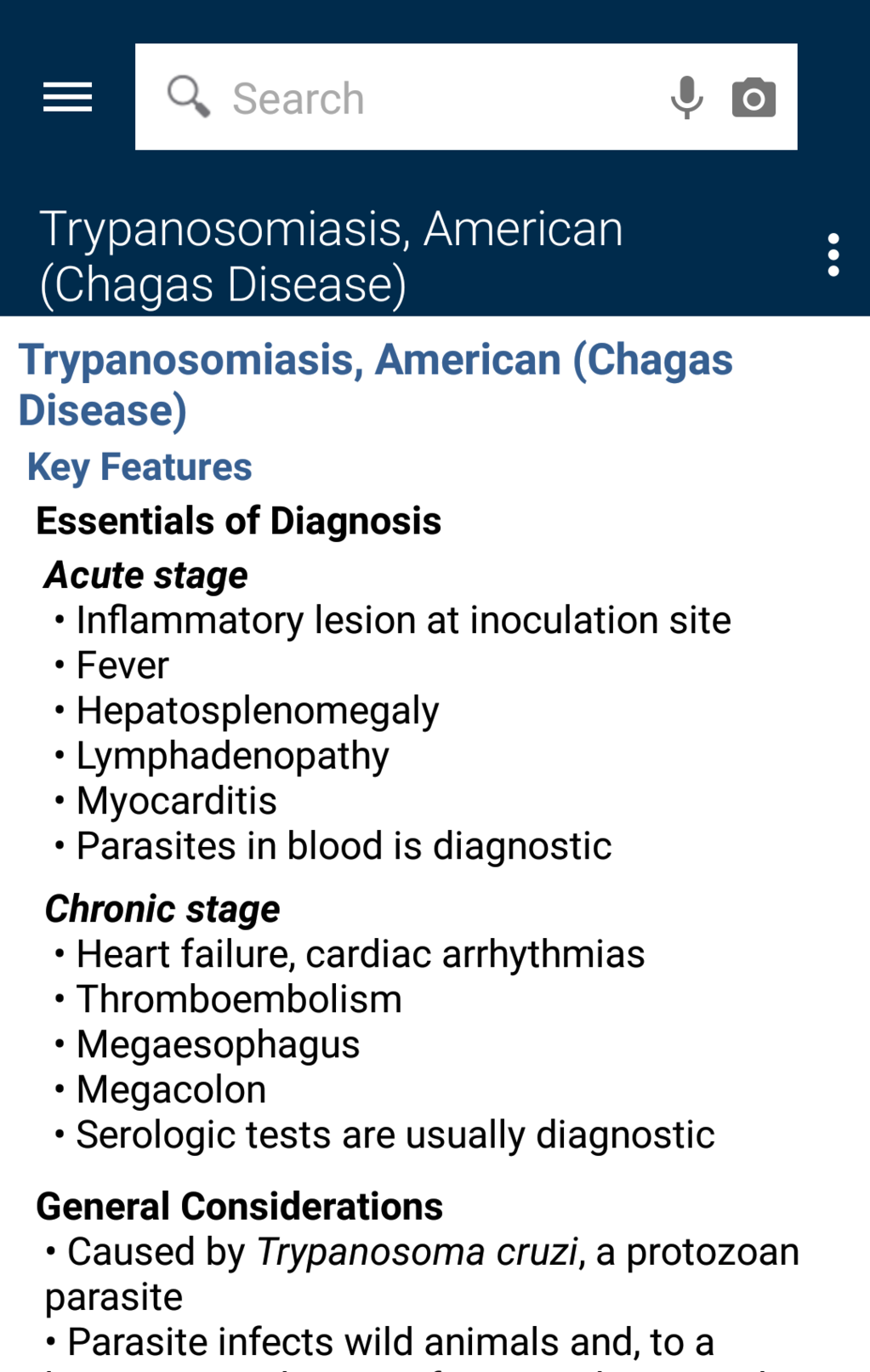 Quick Medical Diagnosis & Treatment Screenshot 13