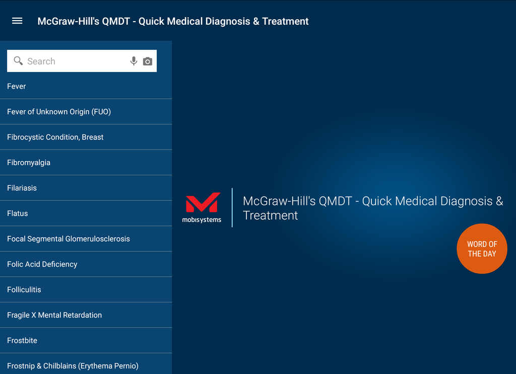 Quick Medical Diagnosis & Treatment Screenshot 14