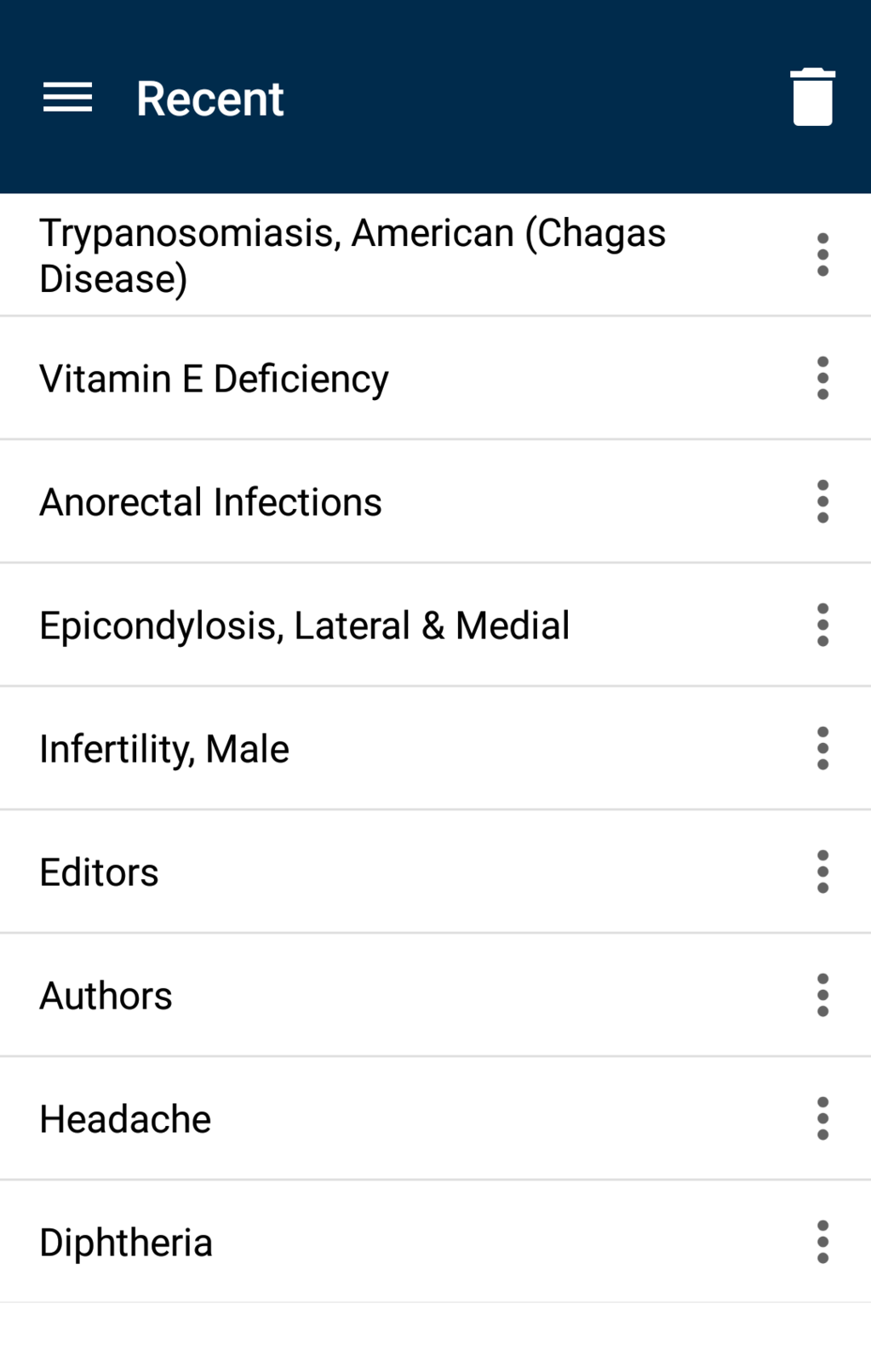 Quick Medical Diagnosis & Treatment Screenshot 12