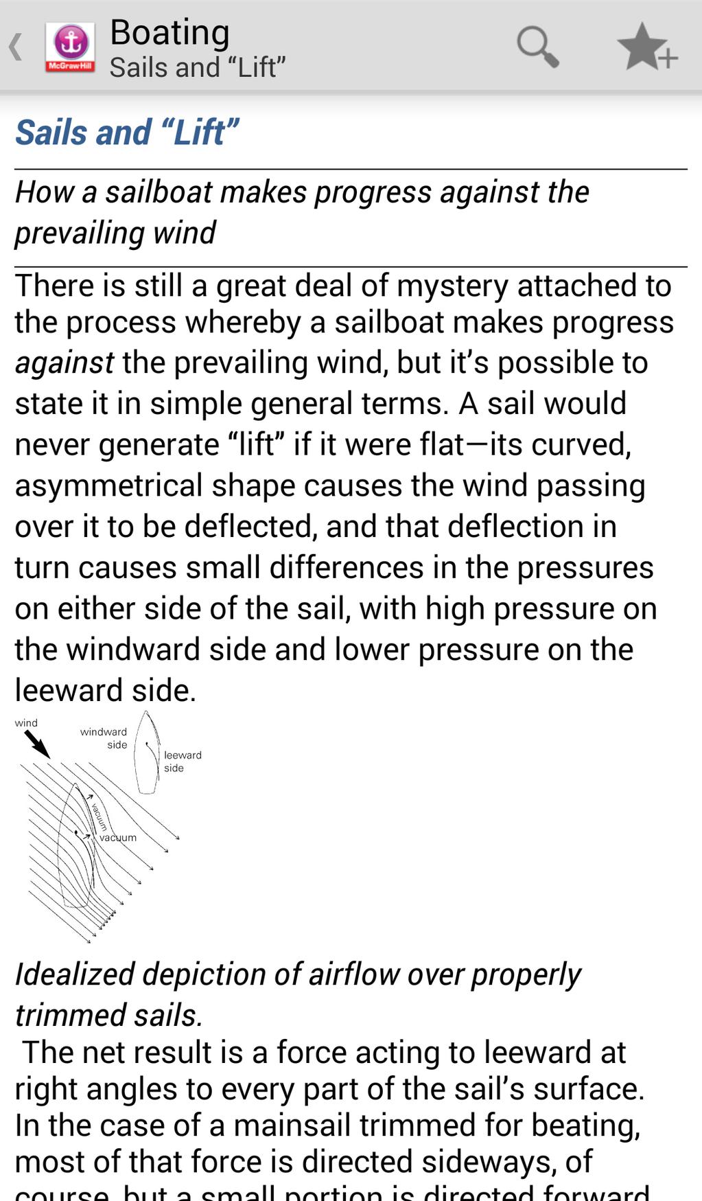 The Practical Encyclopedia of Boating Screenshot 2