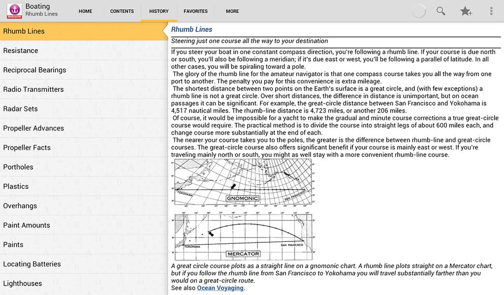 The Practical Encyclopedia of Boating Screenshot 7