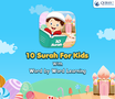 10 Surah for Kids Word By Word 1