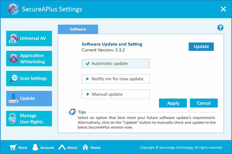 SecureAPlus Screenshot 7