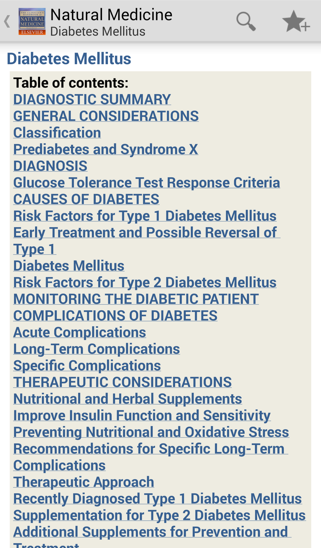 The Clinician's Handbook of Natural Medicine Screenshot