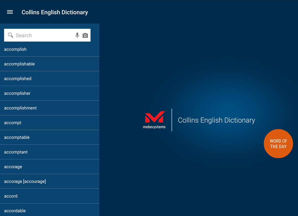 Collins English Free Dictionary Screenshot 6