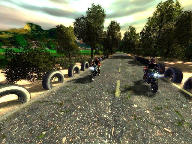 Super Moto Racers Screenshot 4