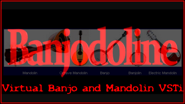 Banjodoline Virtual Banjo & Mandolin VSTi Screenshot 2