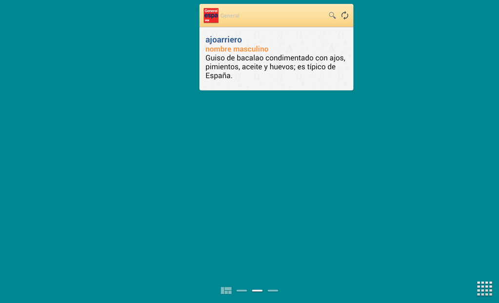 Vox General Spanish Language Dictionary Screenshot 9