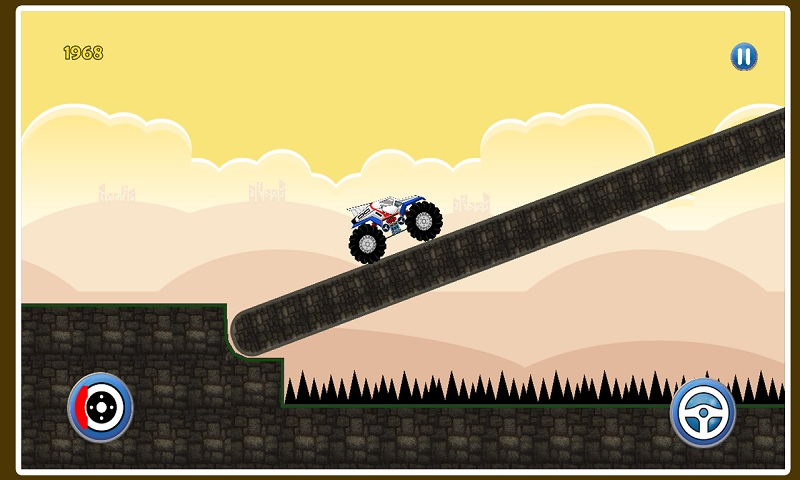 Speedy Truck Unleashed Free Screenshot 1