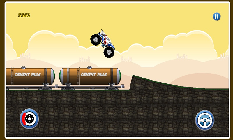Speedy Truck Unleashed Free Screenshot 3