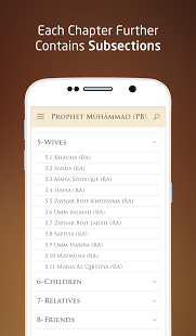 Life of Prophet Muhammad PBUH Screenshot 4