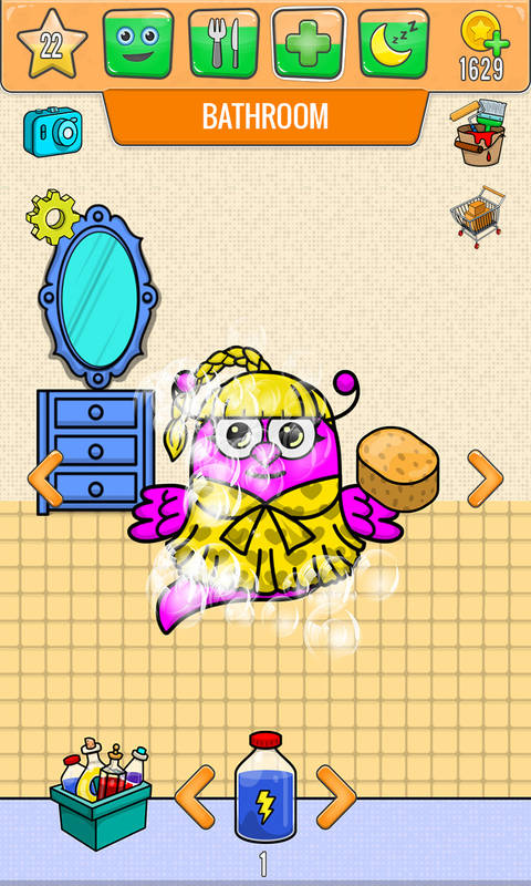 My Gu Virtual Pet Game Screenshot 2