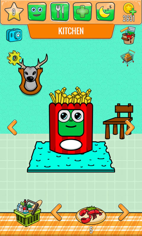 My Gu Virtual Pet Game Screenshot 3