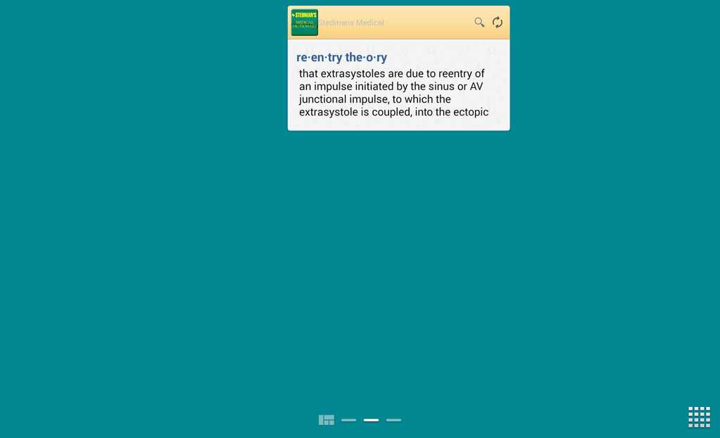Stedman's Medical Dictionary Screenshot 3