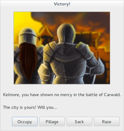 LordsAWar! Screenshot 5