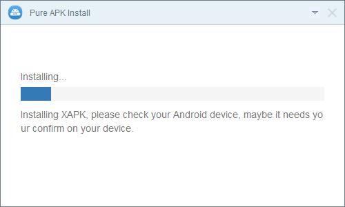 Pure APK Install Screenshot 2