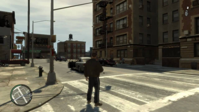 Grand Theft Auto IV Screenshot 5
