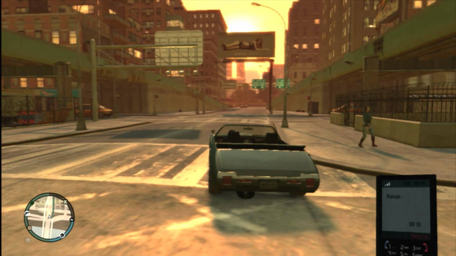 Grand Theft Auto IV Screenshot 2
