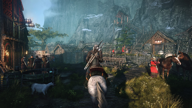 The Witcher 3: Wild Hunt Screenshot 4