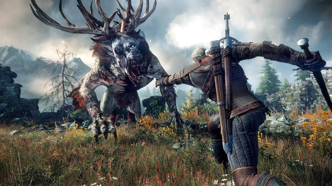 The Witcher 3: Wild Hunt Screenshot 2