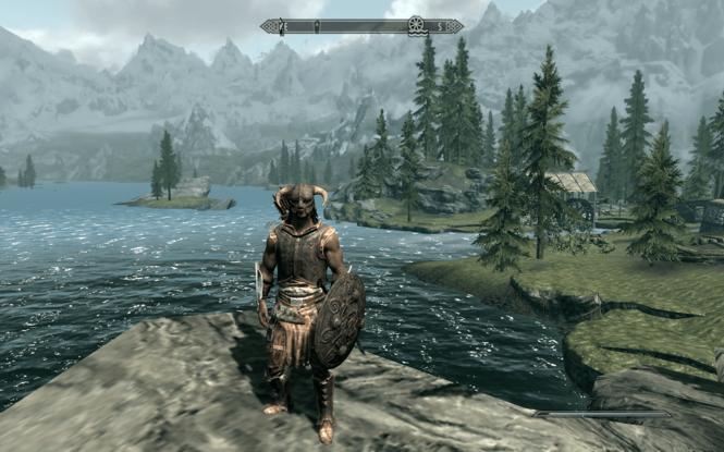 The Elder Scrolls : Skyrim Screenshot 4