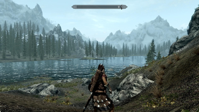 The Elder Scrolls : Skyrim Screenshot