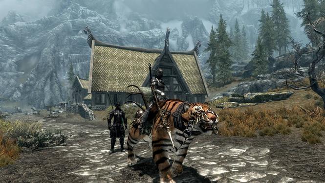The Elder Scrolls : Skyrim Screenshot 3