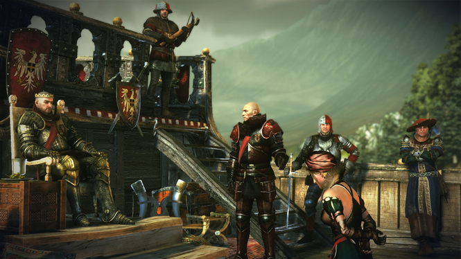 The Witcher 2: Assassins of Kings Screenshot