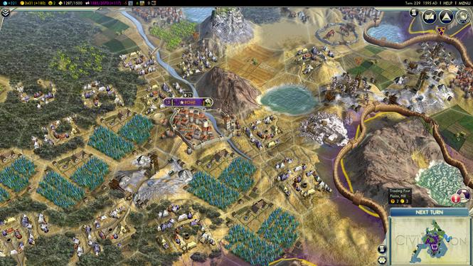 Sid Meier's Civilization V Screenshot 4