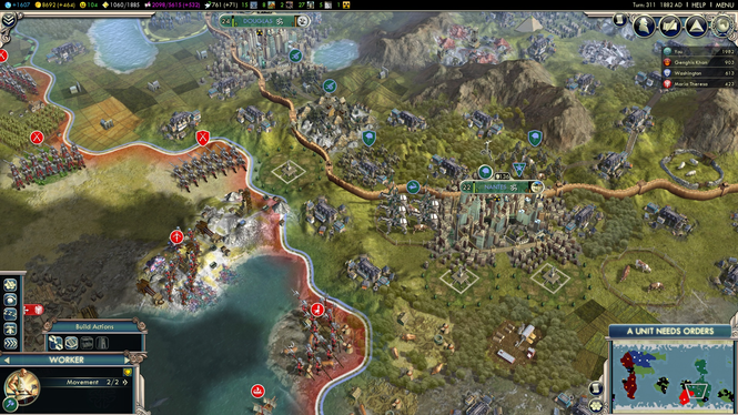 Sid Meier's Civilization V Screenshot 5