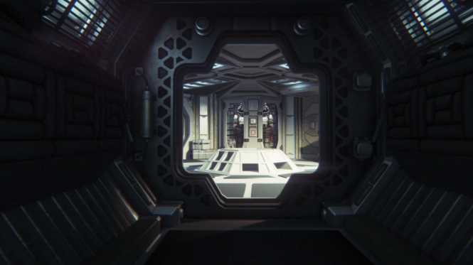 Alien Isolation Screenshot 1