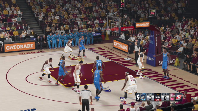 NBA 2K15 Screenshot 6