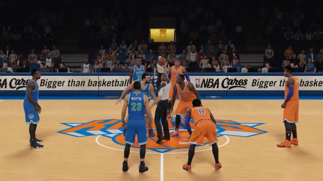 NBA 2K15 Screenshot 5