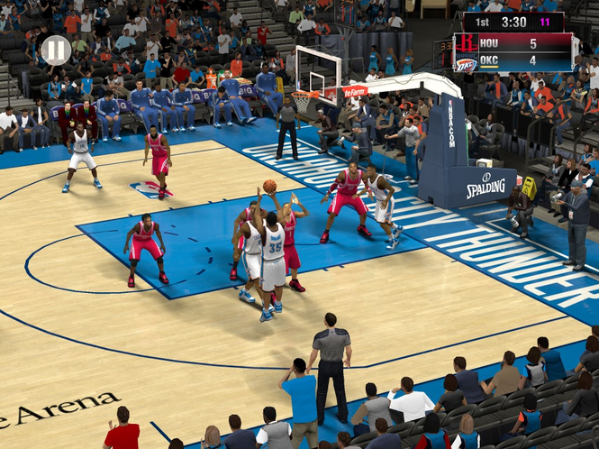NBA 2K15 Screenshot 4
