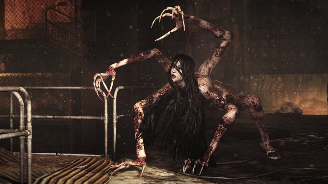 The Evil Within Screenshot 1