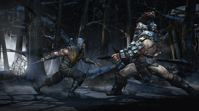 Mortal Kombat X Screenshot 3
