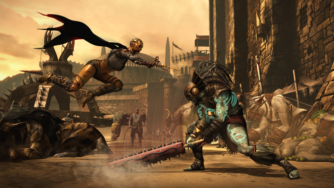 Mortal Kombat X Screenshot 4