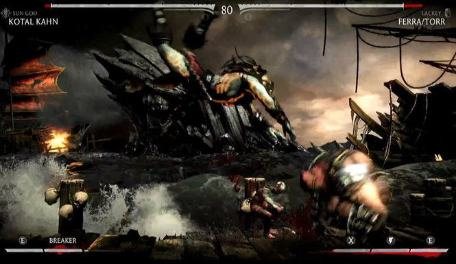 Mortal Kombat X Screenshot 2
